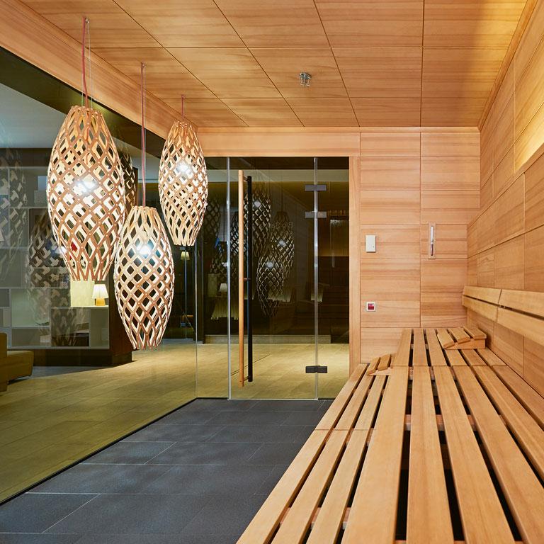 Elements Eschborn sauna