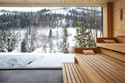 Traube Tonbach sauna